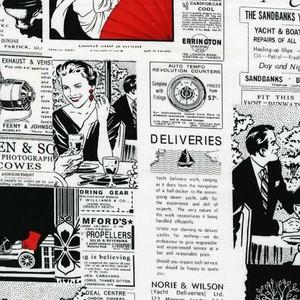Newspaper by Alice Kennedy